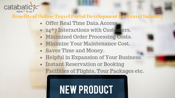 Benefits of Online Travel Portal Development