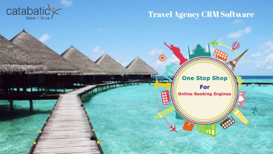 Travel Agency CRM Software